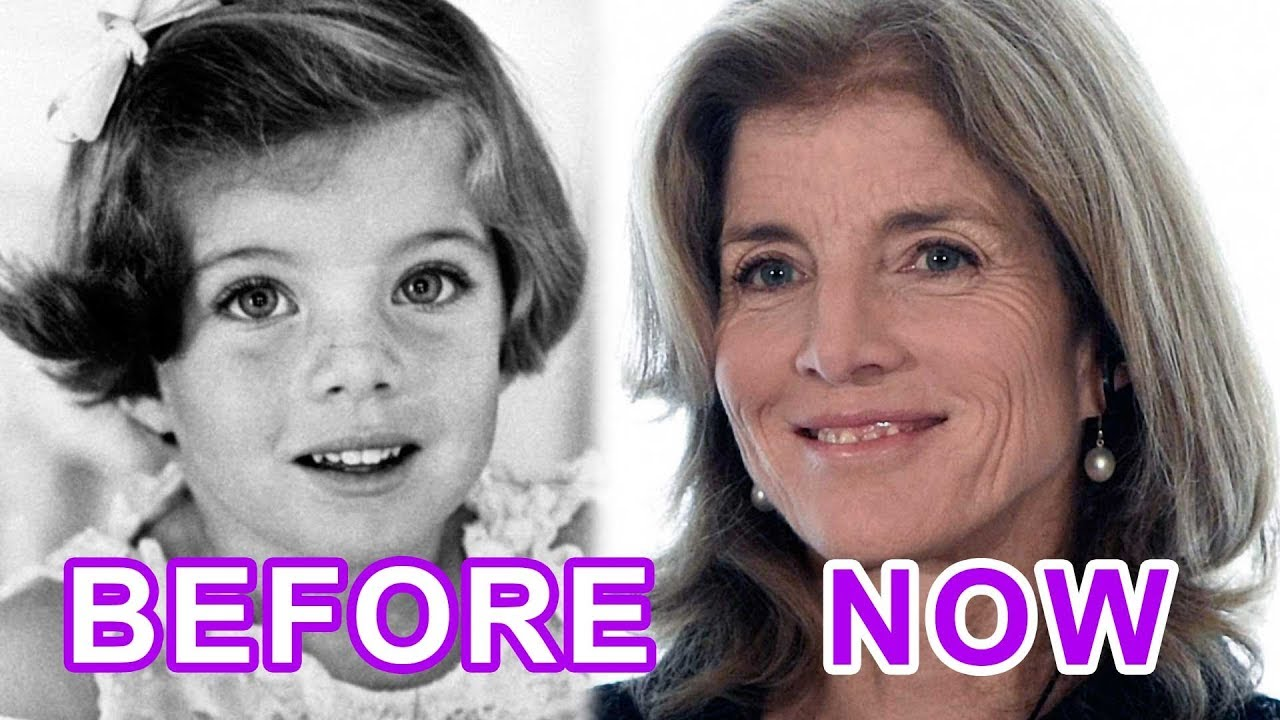 Woman And Time Caroline Kennedy Schlossberg Youtube