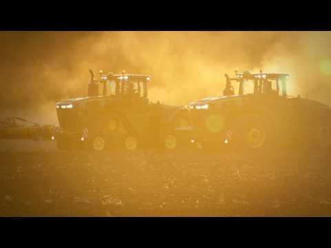 John Deere 9R/RT/RX serija