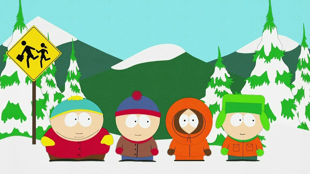 how south park became the most important cartoon of our time - youtube