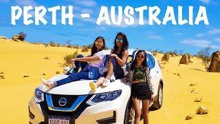 Perth travel vlog