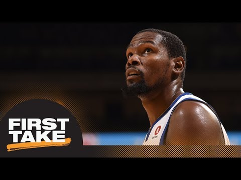 download Stephen A. and Max rank Kevin Durant on NBA all-time list | First Take | ESPN