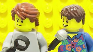 Lego Jack Sparrow (feat. Michael Bolton)