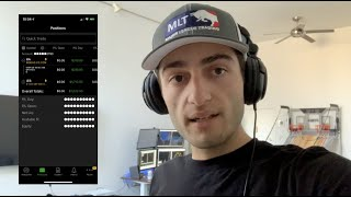 HOW I MADE $2,022 TODAY DAY TRADING | New York Session Recap 04/06/2020