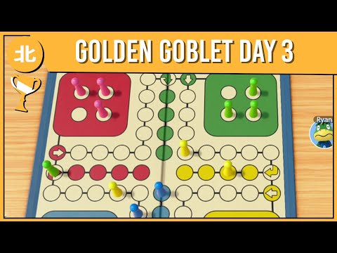 Don't Roll The Dice...BE The Dice | Clubhouse Games (Golden Goblet: Day 3)