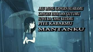 GAGAL MOVE ON (KANGEN MANTAN) - ALA GUYON WATON LIRIK