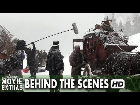The Hateful Eight (2015) Behind the Scenes Full B-roll