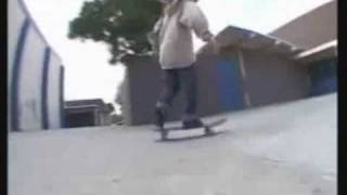 Nyjah Huston At 9 Years Old