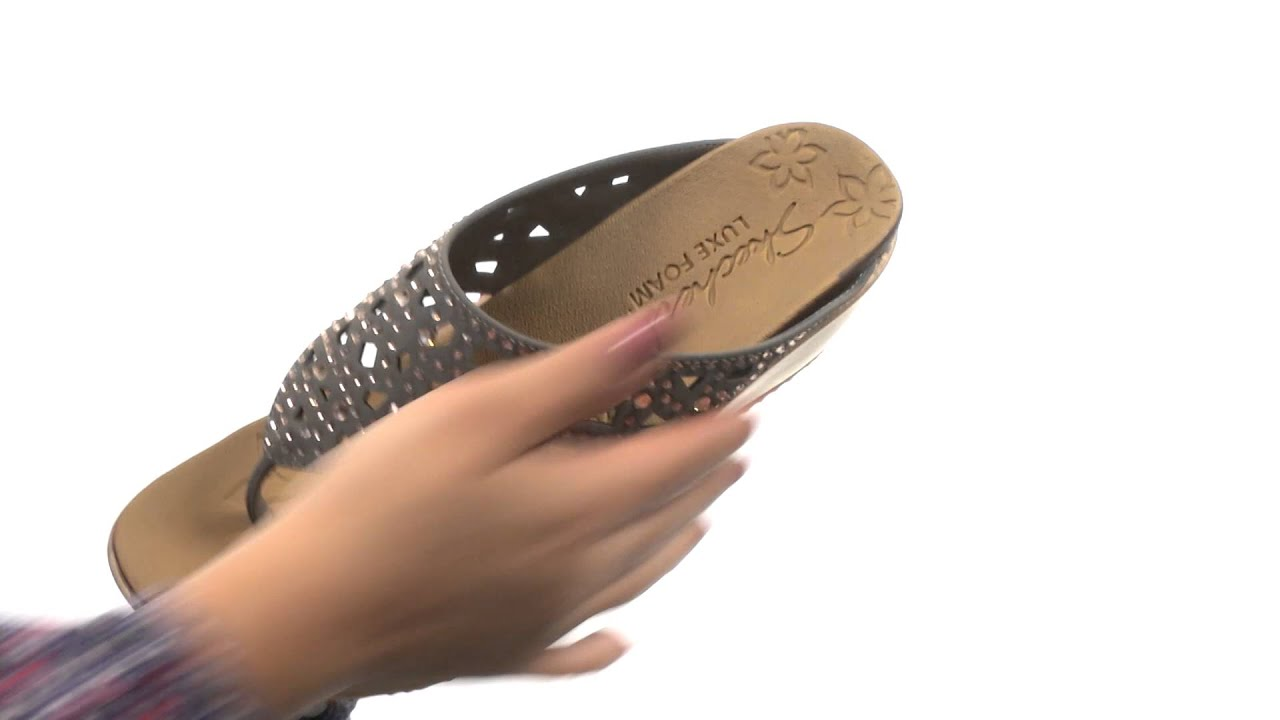 b5ce5ce34fc SKECHERS Cali - Beverlee - Dazzled SKU 8681894 - YouTube