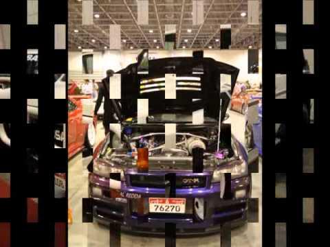 Car Show 14-3-2014 Expo Centre Sharjah