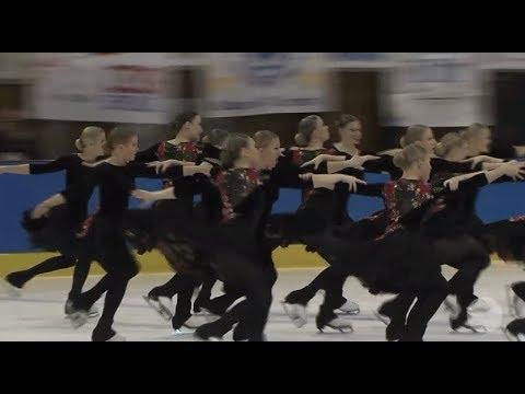Tissot Neuchatel Trophy 2018 Helsinki Rockettes(FIN) FS