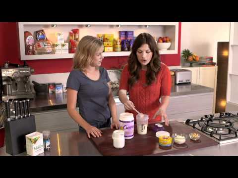 Healthy Protein Shake and Snack | Everyday Gourmet S2 E43