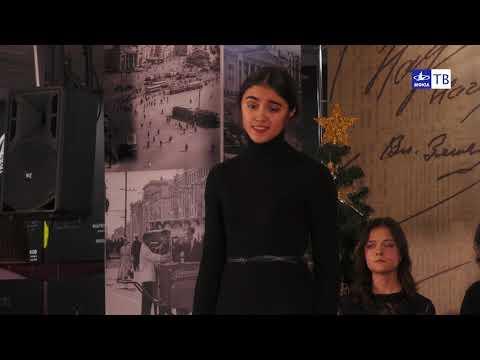 Мария Третьякова и студенты МИТУ-МАСИ на сцене Московского Дома