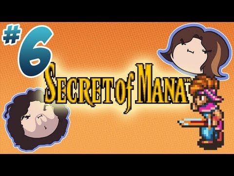 Secret of Mana: Party of Three - PART 6 - Game Grumps