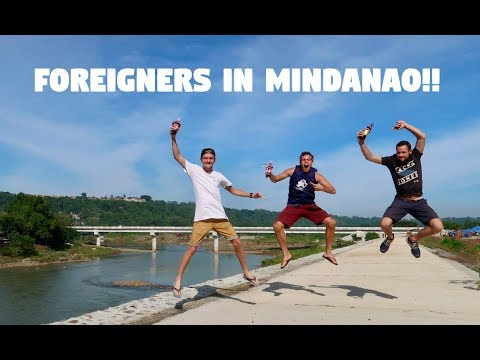 AFRAID OF THE PHILIPPINES (Foreigners Travel Mindanao)