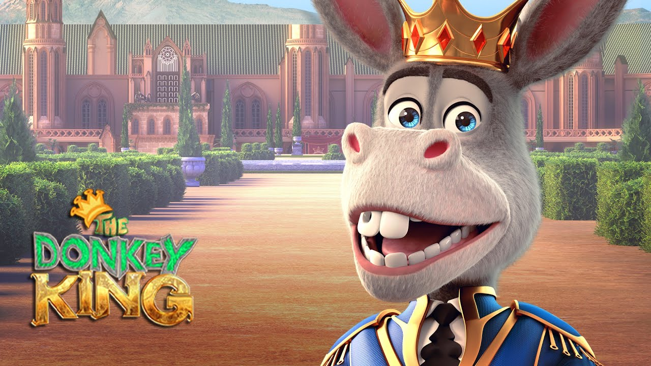 Download Donkey New King (Official Music Video) | The Donkey King - Official Motion Picture Soundtrack