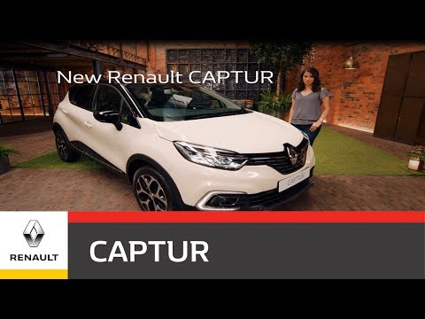 New Renault CAPTUR – All You Need To Know