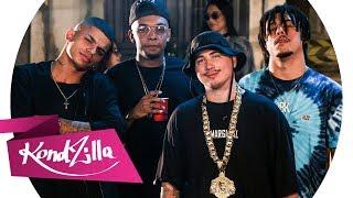 MC Maneirinho, MC TH, Cacife Clan e WC no Beat  - É o Trem (KondZilla)