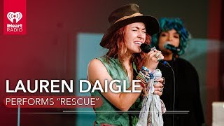 """Gambar cover Lauren Daigle Performs """"Rescue"""" 