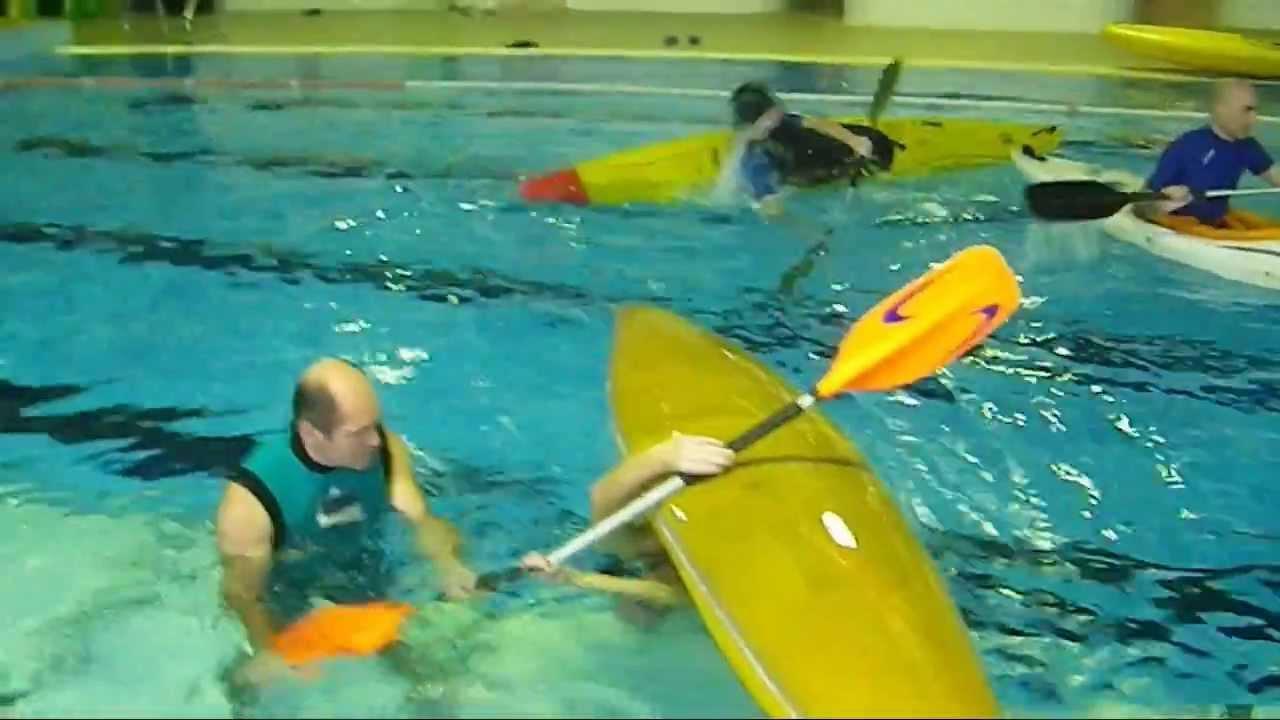 Corso canoa kayak calusco 2 youtube - Piscina calusco d adda ...
