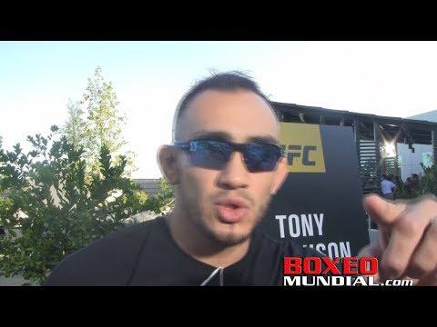 Tony Ferguson to Conor McGregor: Defend or Vacate!!!