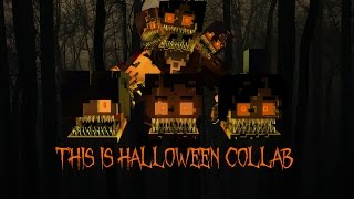 This Is Halloween Animation [Collab/Mincraft]