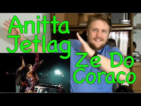 Anitta & Jetlag - Ze Do Caroco Reaction