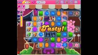 Candy crush saga level 1485 No booster