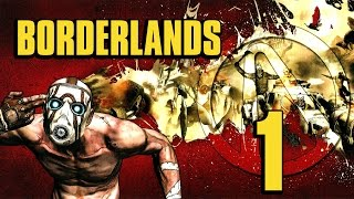 Borderlands (GOTY) Gameplay Walkthrough (ITA) - 1 - Welcome to the Arid Badlands [PC720p]