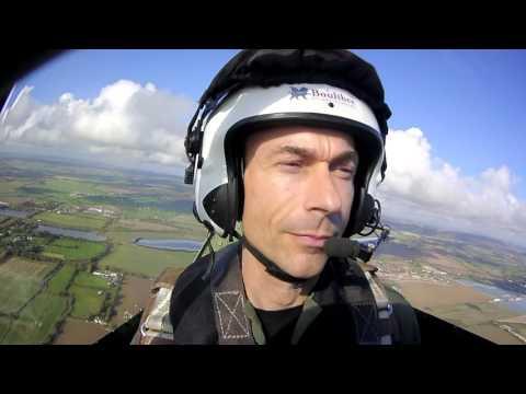 My Spitfire flight 2015-10-28
