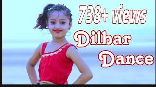 DILBAR DILBAR Dance Cover Powerpack Bone Breaking Kids Girl