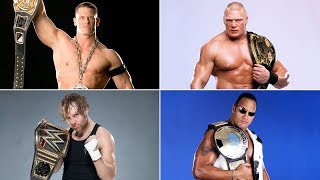 Meet every Superstar to hold the WWE Championship