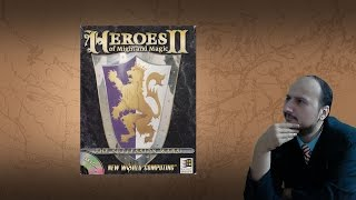 "Gaming History: Heroes of Might and Magic 2 ""What fairytale should look like"""