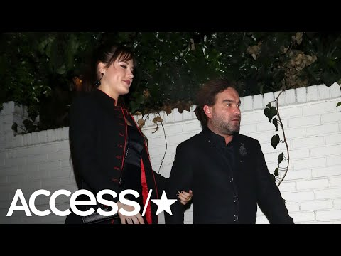 Johnny Galecki Shares Sweet Pic With Alaina Meyer: Are They Dating? | Access