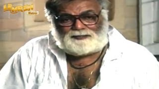 Mehmood On Amitabh Bachchan | Exclusive | Bollywood Unseen Moments | With English Subtitles