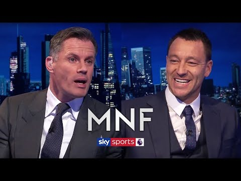 Gerrard, Scholes or Lampard; Who was the greatest?   John Terry & Jamie Carragher   MNF Q&A