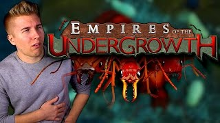 Empires of the Undergrowth [Ant Colony RTS PC Game] Let's Play Empires of the Undergrowth Gameplay