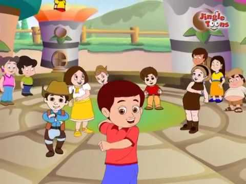 Raviwar Mazya Aavadicha - Marathi Cartoon Animation Song by Jingle Toons