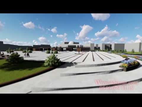 kahramanmaraş Büyük Şehir Belediyesi Otopark Animasyon Filmi