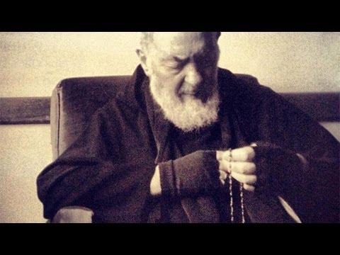 """Padre Pio e """"la Madonna"""""""