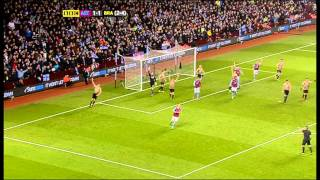 Aston Villa v Bradford City 22nd January 2013 BBC Highlights