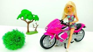 Мультики и видео для девочек про #Барби: мотоцикл для #Barbie! #НОВИНКИ игры для девочек на ютуб(Смотри лучшие #новинки мультики и видео для девочек про Барби на канале ютуб «Мамы и дочки». Играй в игры..., 2017-01-09T11:09:58.000Z)