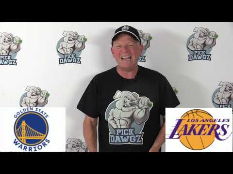 Los Angeles Lakers vs Golden State Warriors 2/27/20 Free NBA Pick and Prediction NBA Betting Tips