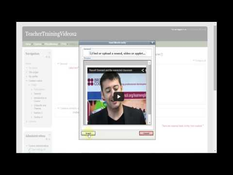 How to use Moodle - Complete Video Guide