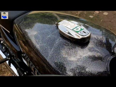 Yamaha RX135 Special Custom Paintjob Modification 2019🔥🔥