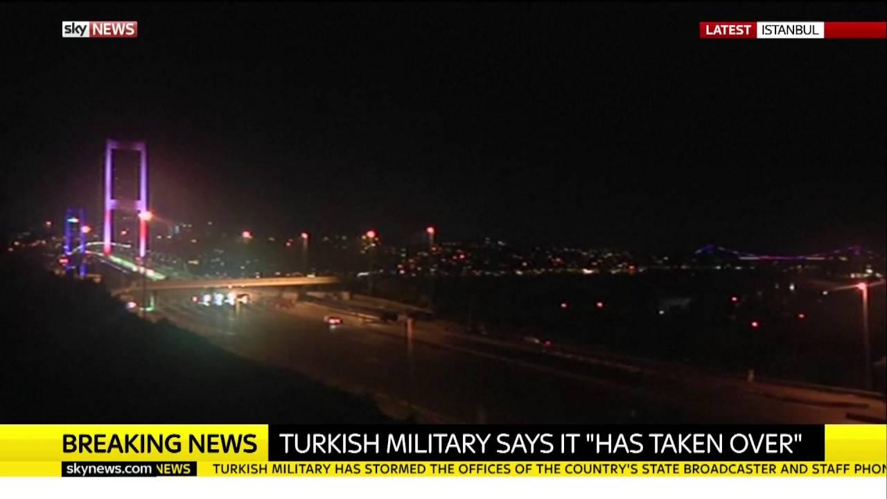 breaking news istanbul turkey