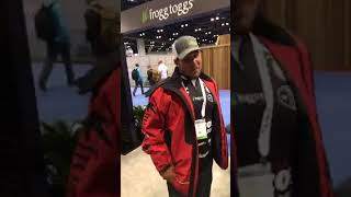 Pro Staff, Keith Poche talks about the history of frogg toggs®