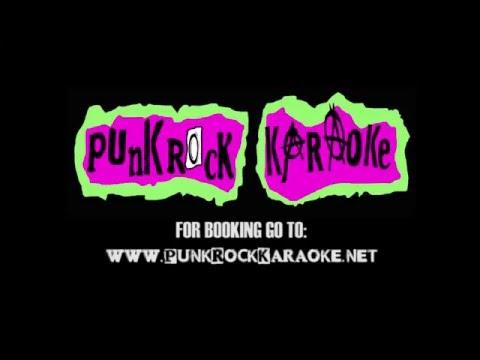 Punk Rock Karaoke 2016