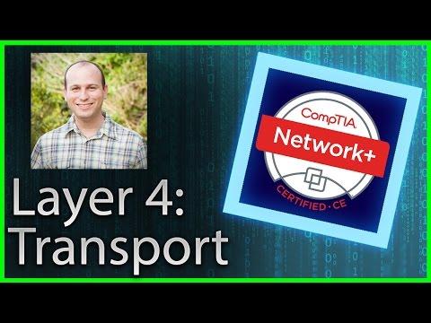 09 - Layer 4 (Transport Layer)
