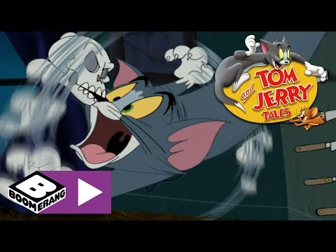 Tom and Jerry Tales | Too Skull For Cool | Boomerang UK