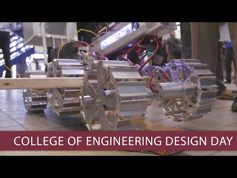 FAMU-FSU College of Engineering Senior Design Day